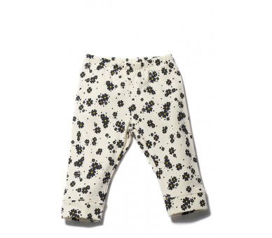 MINA RAYE / Legging layette interlock