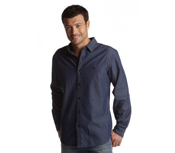 RANDLY / Chemise Homme manches longues