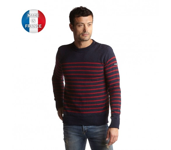 JEAN LUC / Pull Homme col rond