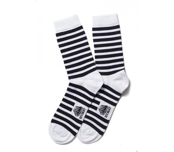 CHAUSSETTES RAYEE / Chaussette adulte