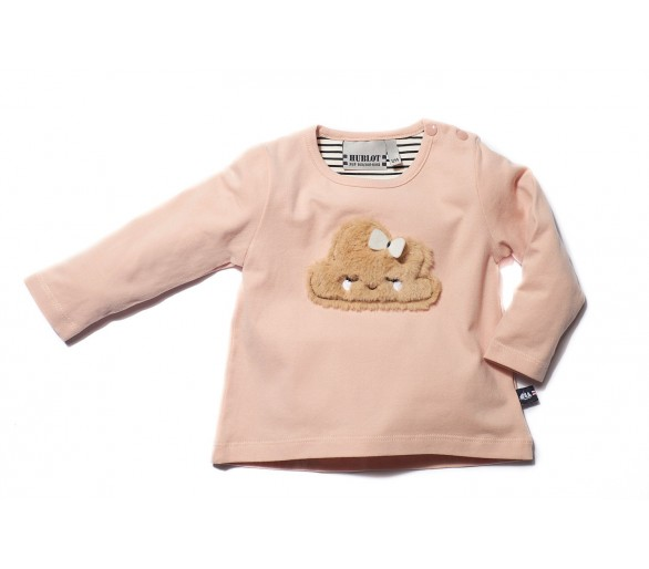 VAIANA / Tee shirt fille manches longues