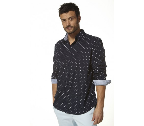 MARLOW / chemise Homme manches longues