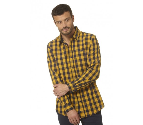 MONTY / Chemise Homme manches longues