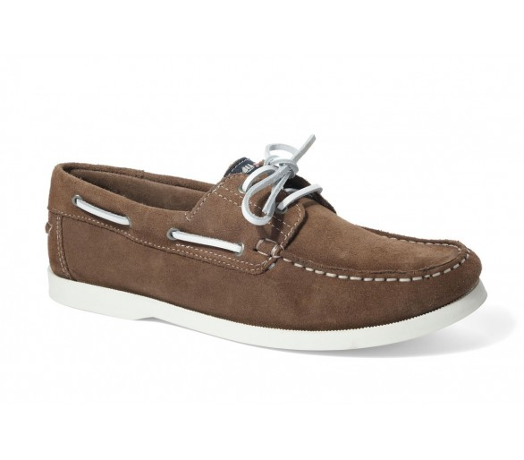 BISCAROSSE / Chaussures bateau homme