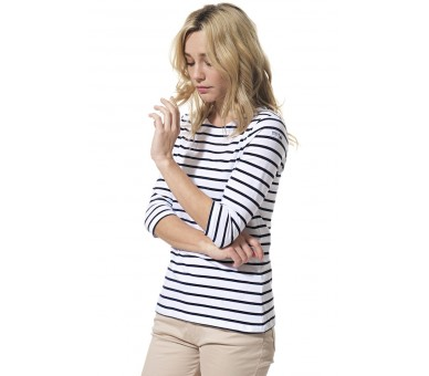 ANGELINA / T-shirt femme manches 3/4