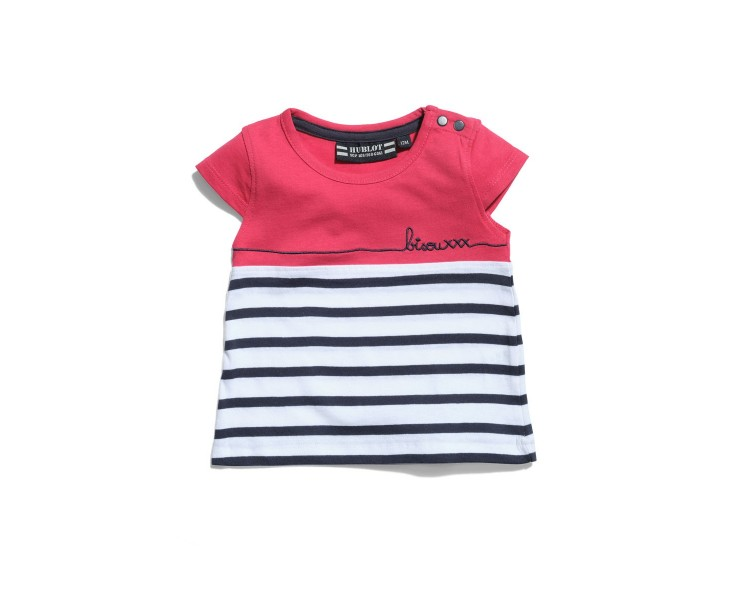 OCTORA / Tee-shirt fille manches courtes