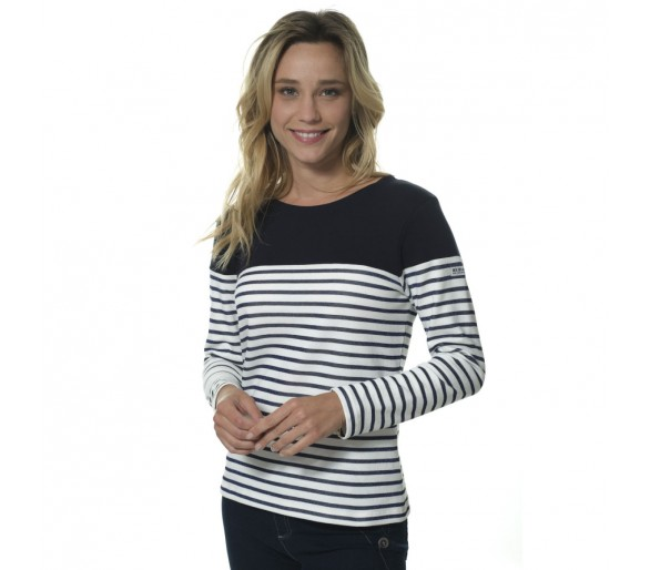 ARMONY / Tee shirt femme manches longues