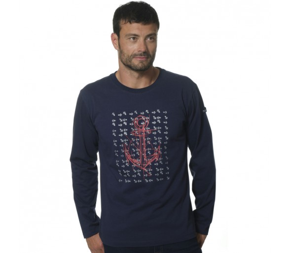 JOEL / Tee shirt Homme manches longues