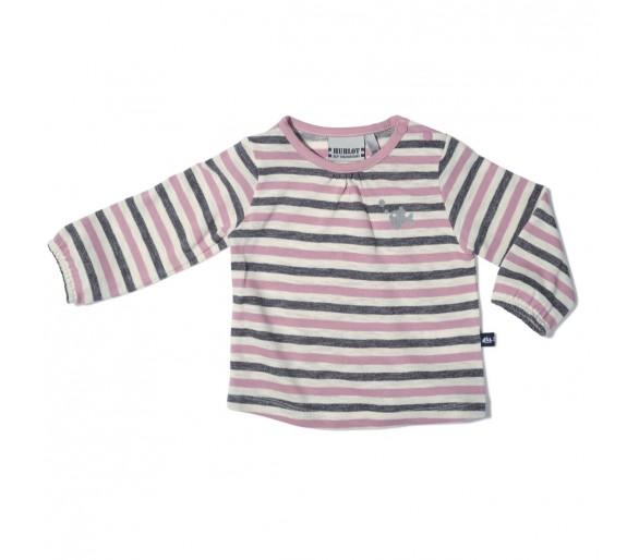 ORIANE / Tee shirt fille manches longues