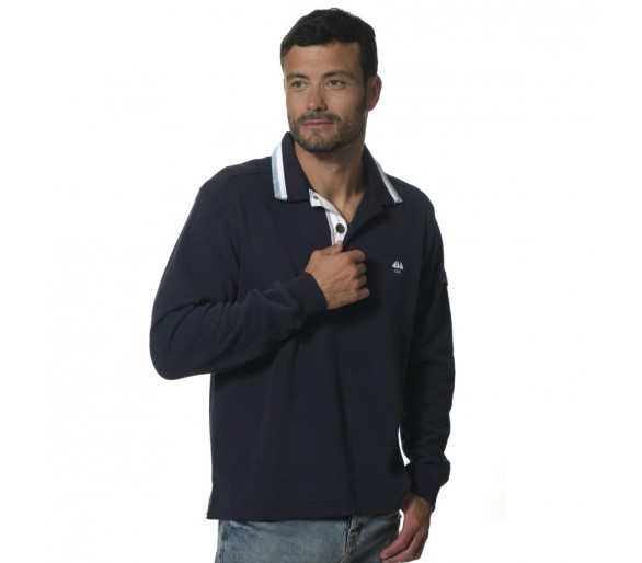 DOVI / Polo Homme manches longues