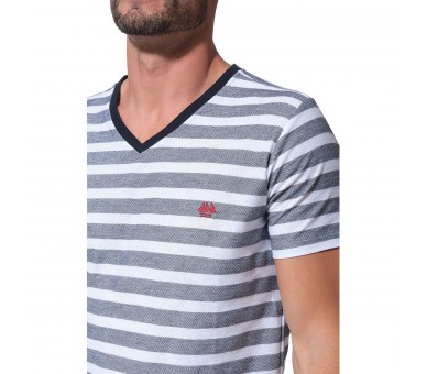 YANICK / Tee shirt homme manches courtes