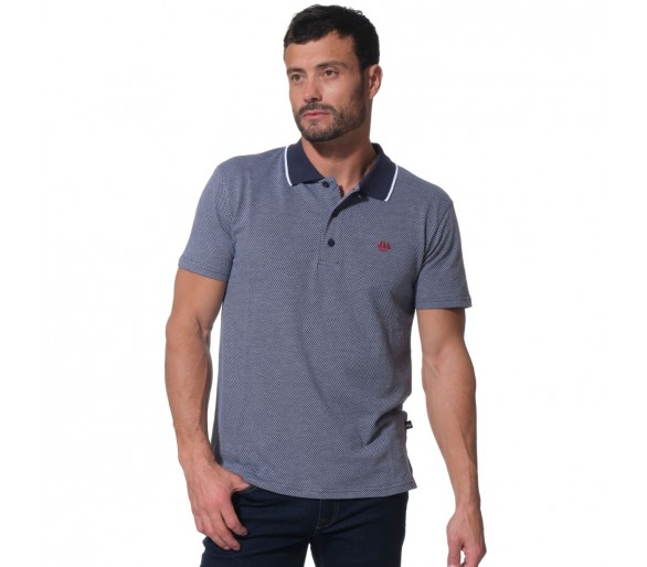 TOMMASO / Polo homme manches courtes