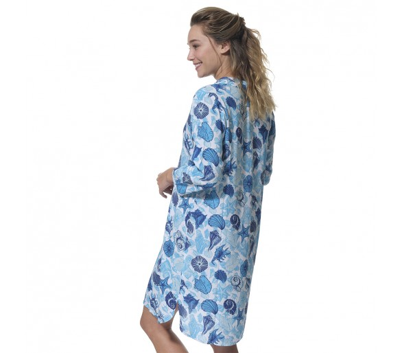 THEREZA / Robe manches longues