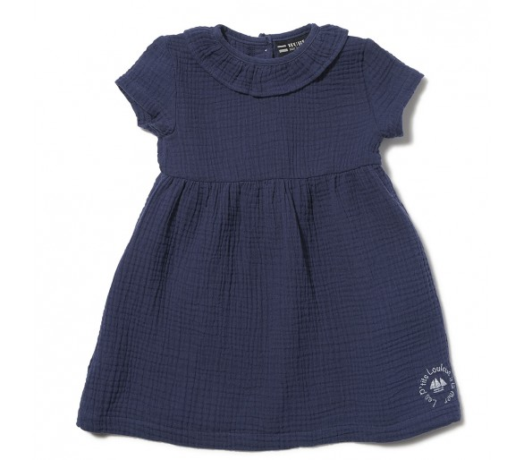 Robes Bebe : POUSSINELAY / Robe manches courtes