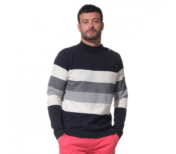 PATRONUS / Pull homme col rond