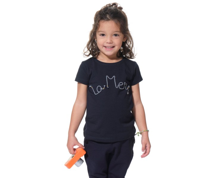 LOULOUTEENF / Tee shirt fille