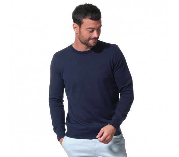 Pulls Homme : ANGUS / Pull homme col rond