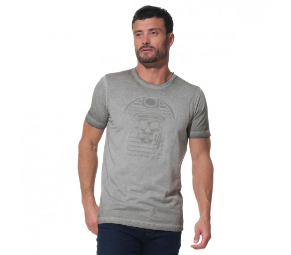 ANGLEO / Tee shirt homme manches courtes
