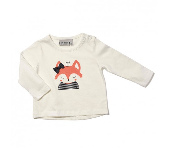 TARTINE / T shirt fille manches longues