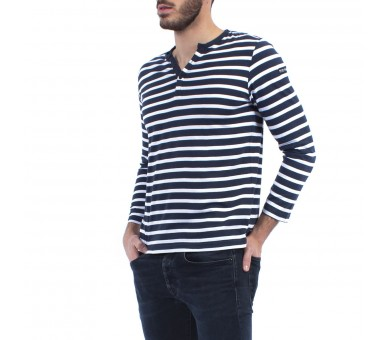 BRIAN / Tee shirt homme manches longues